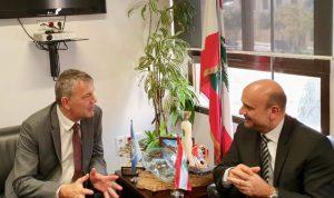 أبي رميا: لزيادة دعم المؤسسات الدولية للشباب اللبناني