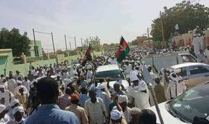 تجدّد الاحتجاجات في السودان للمطالبة بتنحي البشير