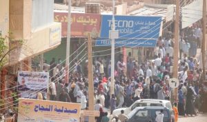 احتجاز أساتذة جامعيين خلال الاحتجاجات في السودان