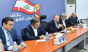 """أمر عمليات """"لبنان القوي"""": قَبِلنا التحدّي!"""