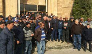 عمال بلدية طرابلس: لتنفيذ المادة 46 من قانون سلسلة الرتب