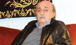 جنبلاط: تيمور لن يزور سوريا وأنا على قيد الحياة