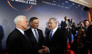 مؤتمر وارسو وتأثيره على حدود لبنان البحريّة