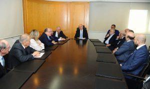 خطة استراتيجية شاملة لكل المرافئ اللبنانية