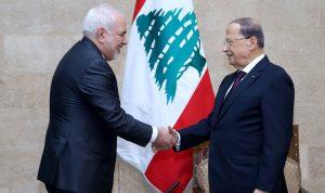 ظريف: لا نريد إحراج لبنان