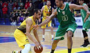 """إتحاد كرة السلة يعلن جدول """"إستئناف"""" بطولة لبنان"""