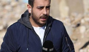 حملات دعم للزميل آدم شمس الدين على مواقع التواصل
