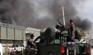 جرحى في انفجارين في أفغانستان