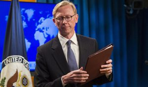 """هوك: """"الحزب"""" يواجه أزمة بسبب العقوبات على إيران"""
