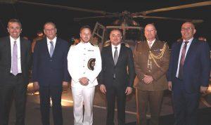 السفير البريطاني: سنواصل العمل لدعم الاستقرار في لبنان