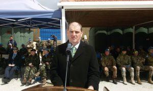 وزير الدفاع الإيرلندي: سمعنا استغاثة اللبنانيين فأرسلنا جنودنا للمساعدة