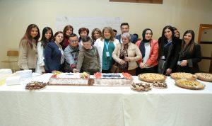 """""""مؤسسة رينه معوّض"""" تحتفل بتخرّج طلاب """"مشروع دعم الشباب من خلال التعليم في الشمال"""""""