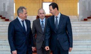 روسيا للأسد: لنا الفضل الاكبر في صمود نظامك!