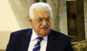 عباس: واشنطن تصعد التوتر ولا تنازل عن أي أرض عربية