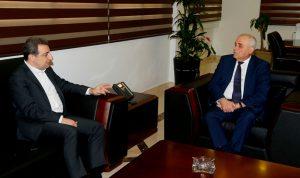 ابو فاعور: لاعطاء الافضلية لمصانع الادوية اللبنانية