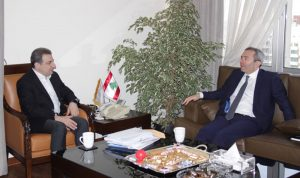 تنمية العلاقات الاقتصادية بين أبو فاعور ورامبلنغ