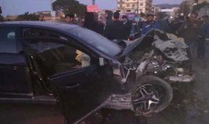 3 جرحى بحادث سير في كفرشلان-الضنية