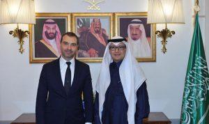 أفيوني: السعودية داعم أساسي للبنان
