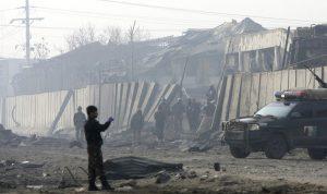 انفجارات هزت جلال اباد في شرق أفغانستان