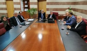 """شهيب: ستبدأ نتائج مطالب """"اللبنانية"""" بالظهور ماليا"""