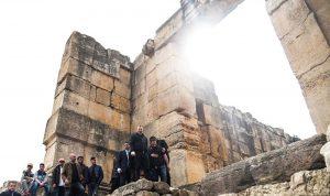 باسيل: لتفعيل السياحة الداخلية (بالصور)