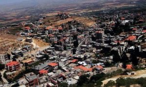 إصابة بكورونا في بلدة بدنايل