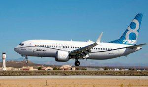 إيران اغلقت مجالها الجوي أمام طائرات بوينغ ماكس