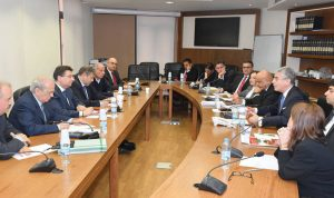 """الكهرباء والموازنة و""""سيدر"""" والاصلاحات في صلب اهتمامات البنك الدولي"""
