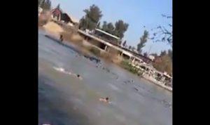 كارثة في دجلة.. النهر يغرِق العشرات! (فيديو وصور)