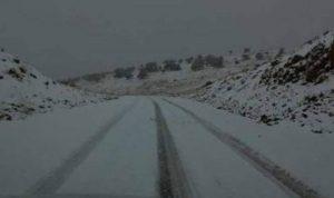 إنقاذ 5 شبان علقوا وسط الثلوج في جرود الضنية