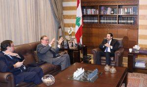 """دوكين أبلغ لبنان: قرارات """"سيدر"""" غير قابلة للتعديل"""