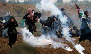 قتيل وعشرات الجرحى برصاص إسرائيلي شرق غزة