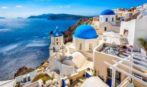 زلزال قوي ضرب أثينا