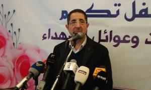 الحاج حسن: من واجبنا تفعيل مواجهة الفساد بكل الوسائل