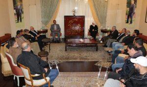 الحريري هنأت المجلس الجديد لنقابة صيادي الأسماك في صيدا