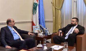 الحريري بحث والسفير التركي العلاقات بين البلدين