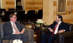 """دوكين أبلغ لبنان: قرارات """"سيدر"""" غير قابلة للتعديل!"""