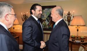 المصالحة بين الحريري وريفي خطوة لبناء جبهة تتصدى لحزب الله