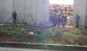 دورية اسرائيلية اجتازت السياج التقني في مرجعيون