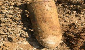العثور على صاروخ اسرائيلي على طريق زحلة-ترشيش