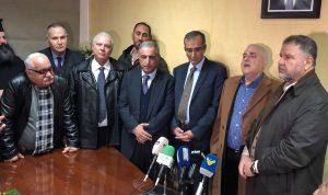 جبق: النازحون يشكلون ضغطا على المستشفيات الحكومية
