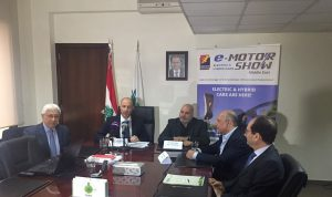 """أول معرض للسيارات """"البيئية"""" في بيروت.. وجريصاتي: ملتزمون خفض الانبعاثات"""