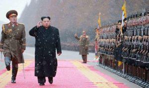 كوريا الشمالية تعيد بناء موقع لإطلاق الصواريخ