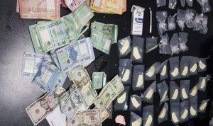 في الدكوانة وكفرحباب… المخابرات توقف مروّجي مخدرات (بالصور)