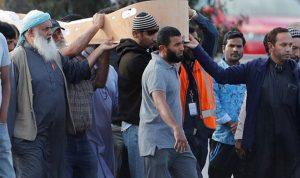 بالصور: دفن ضحايا هجوم المسجدين في نيوزيلندا