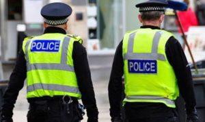 الشرطة الإسكتلندية تفجر طردا ملغوما