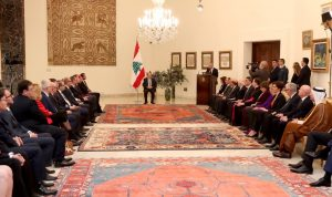 عون: الفرانكوفونية متجذرة في لبنان وستستمر في مستقبل واعد