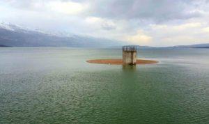خطر يهدّد بحيرة القرعون!