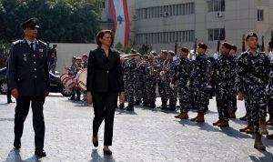 رسالة من وزيرة الداخلية الى المتظاهرين