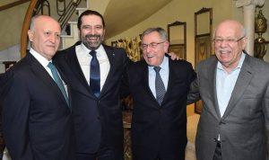 مصالحة الحريري ـ ريفي تُقصي 8 آذار عن طرابلس